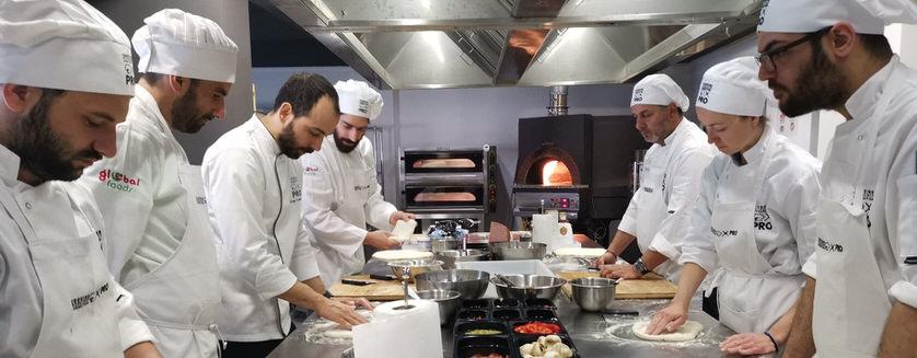 Ταχύρρυθμο πρόγραμμα pizzaioli στη Θεσσαλονίκη!