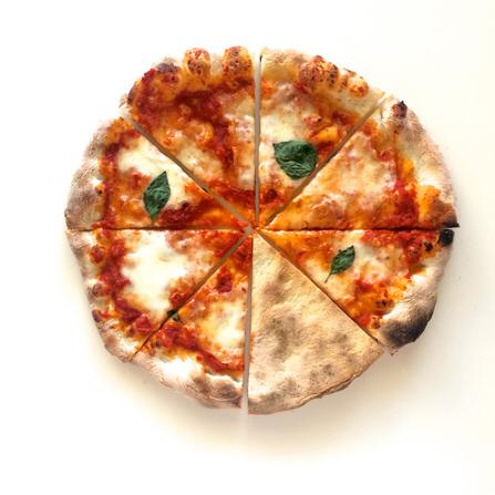 Pizza Μαργαρίτα