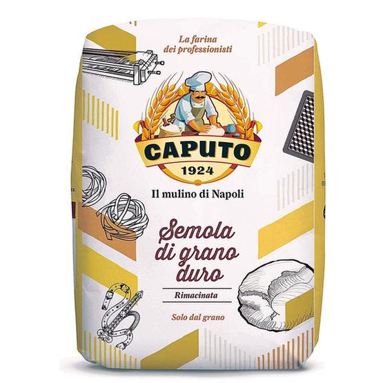 Αλεύρι Caputo Semola Rimacinata 5kg.