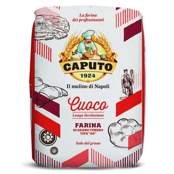Αλεύρι Caputo Cuoco (Saccorosso) 5kg.