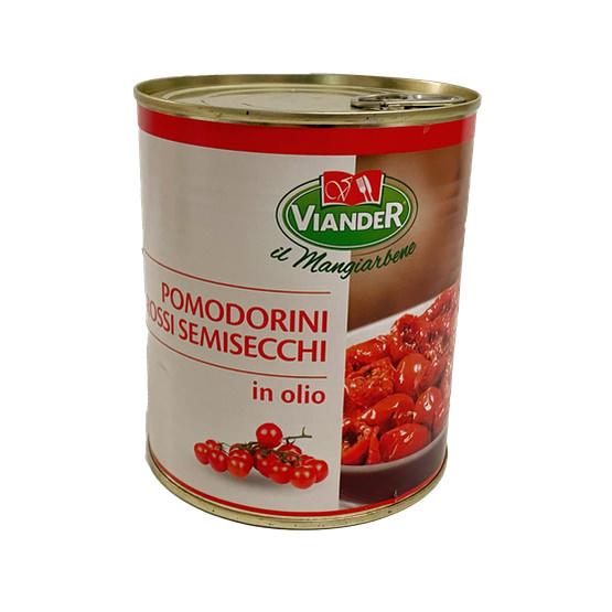 Pomodorini Rossi Semisecchi.