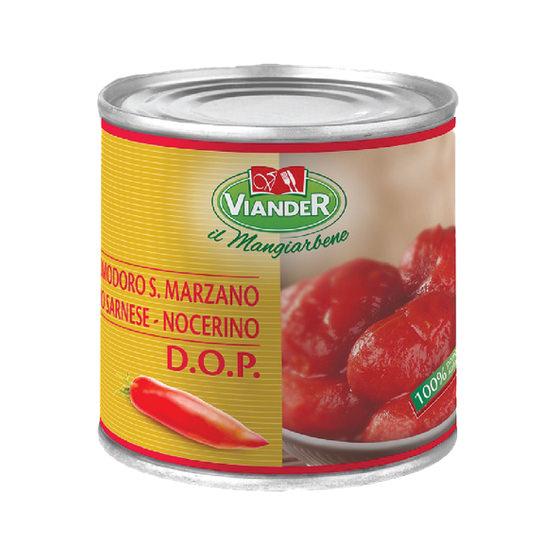 Τοματάκι San Marzano.
