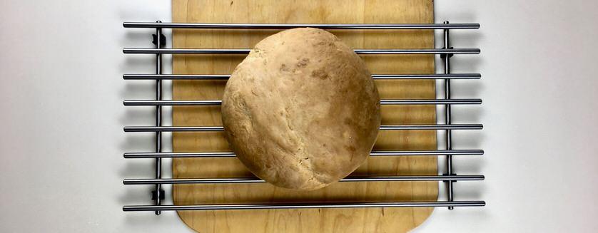 Πανεύκολο ψωμί χωρίς ζύμωμα, σε 3 ώρες!